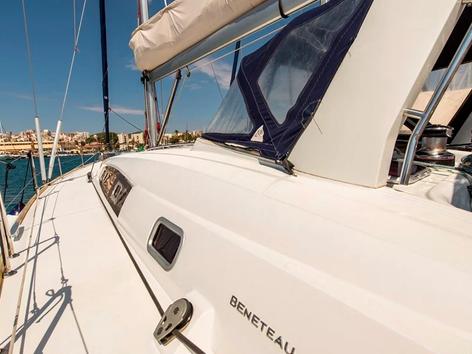 Cavo Yachting _ Beneteau Oceanis 50F