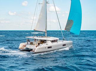Cavo Yachting _ Lagoon 42 Charter _ At S