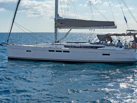 Cavo Yachting _ Jeanneau Sun Odyssey 509