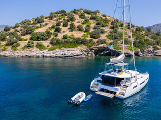 Cavo Yachting | Lagoon 50 | Greece