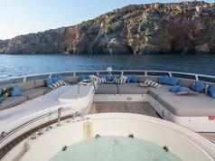 Cavo Yachting _ Lady Ellen 2 Charter