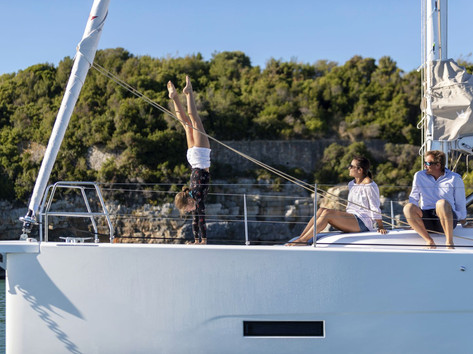 Cavo Yachting _ Dufour Grand Large 430