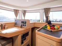 Cavo Yachting _ Lagoon 42 Charter _ Cock