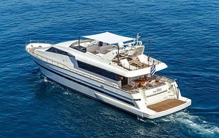 Cavo Yachting _ The Bird_ Charter Yacht