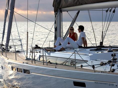 Cavo Yachting _ Sun Odyssey 519 Charter_