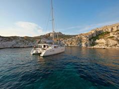 Cavo Yachting _ Lagoon 400 S2 Charter