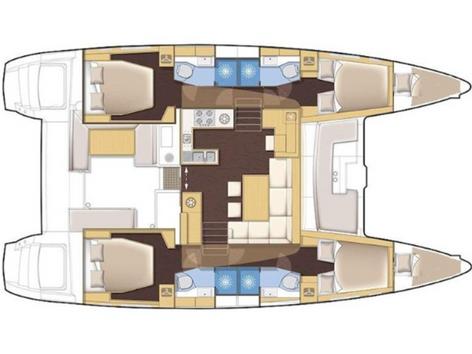 Cavo Yachting _ Lagoon 450 Charter