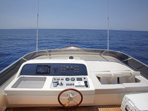 Cavo Yachting _ Freedom _ Luxury Yacht