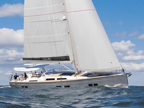 Cavo Yachting _ Hanse 588 Charter_ At Sea