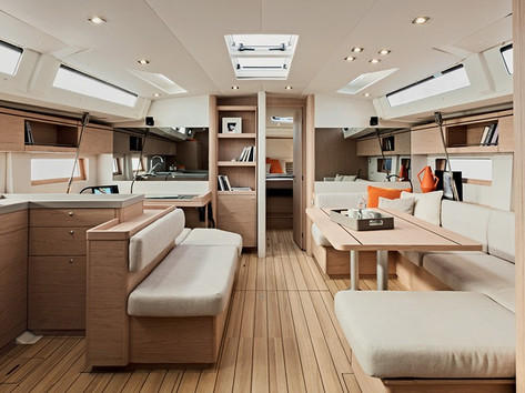 Cavo Yachting _Oceanis 51.1 Charter _Galley
