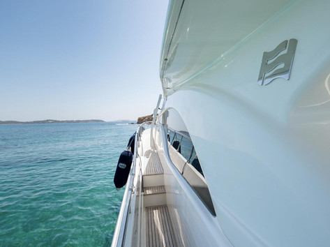 Cavo Yachting _ Ananas Charter Yacht