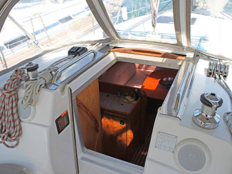 Cavo Yachting _ Bavaria Cruiser 33.