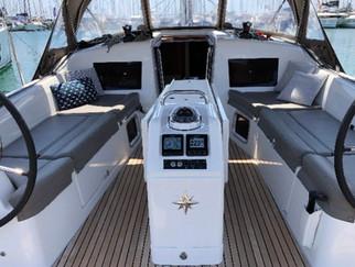 Cavo Yachting _ Jeanneau Sun Odyssey 410