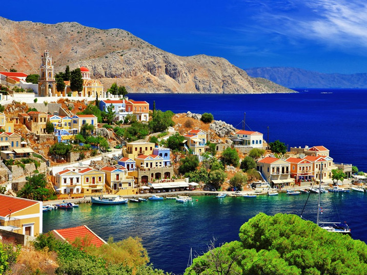 Cavo Yachting _ Sailing Vacations in Greece _ Symi