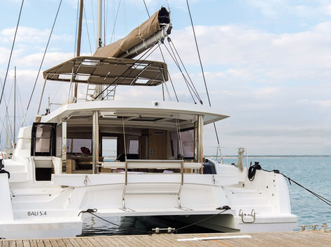 Cavo Yachting _ Bali 5.4 _ Catamaran