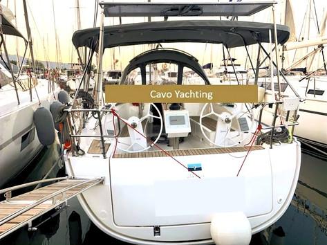 Cavo Yachting_ Bavaria Cruiser 34