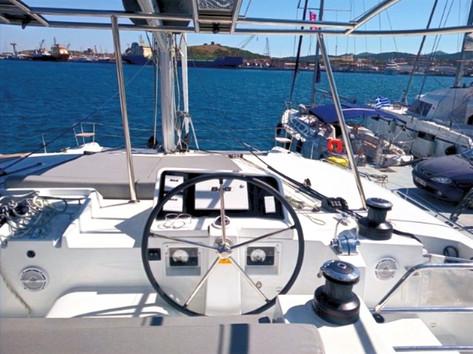 Cavo Yachting _ Lagoon 450Foon
