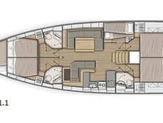 144Cavo Yachting _ Beneteau Oceanis 51.1