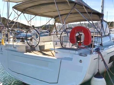 Cavo Yachting _ Jeanneau Oceanis 51.1