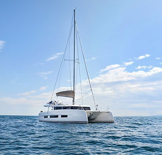 Cavo Yachting _ Dufour 48 Charter