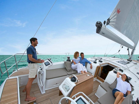 Cavo Yachting _ Bavaria Cruiser 51.