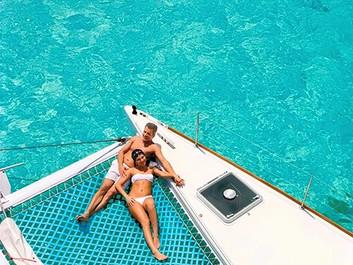 Honeymoon onboard _ Cavo Yachting