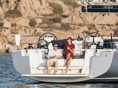 Cavo Yachting _Oceanis 51.1 Charter _On Deck