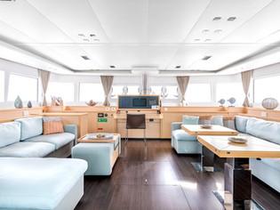 Cavo Yachting _ Lagoon 620 Charter _ Sal