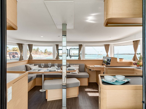Cavo Yachting _ Lagoon 42 Charter _ Salo