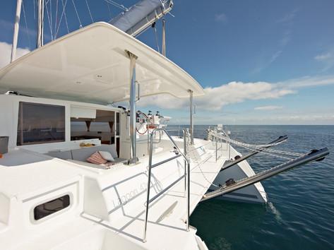 Cavo Yachting _ Lagoon 421 Charter
