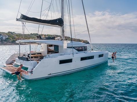 Cavo Yachting _ Lagoon 50 _Charter