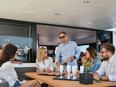 Cavo Yachting _ Dufour 48