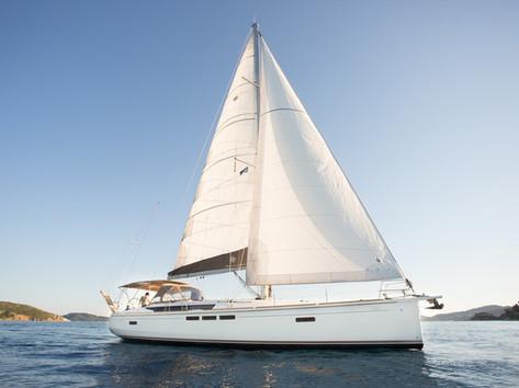 Cavo Yachting _ Sun Odyssey 519 Charter