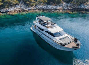 Cavo Yachting _ Salty _Luxury Yacht Char