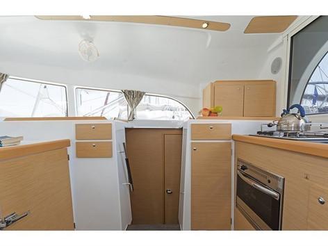 Cavo Yachting _ Lagoon 380 Charter _  Ga