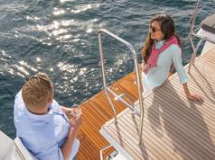 Cavo Yachting _ Hanse 588 Charter_ Swimming Platform