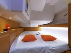 Cavo Yachting _ Sun Odyssey 479 Charter _ Cabin