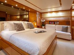 Cavo Yachting _ The Bird_ Charter Yacht