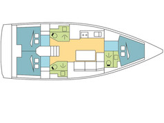 Cavo Yachting _ Dufour Grand Large 390