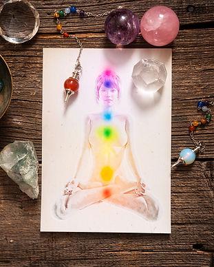 Chakras Pendulum Energy