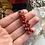 Thumbnail: Red agate barrette