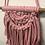 Thumbnail: Pink Macrame Wall Hanger
