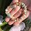 Thumbnail: Adult Amazonite & Carnelian Bracelet
