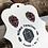 Thumbnail: Multi-colored Teardrop Druzy Stud