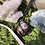 Thumbnail: Banded Agate Macrame Necklace