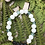 Thumbnail: Adult Aquamarine & Quartz Diffuser Bracelet
