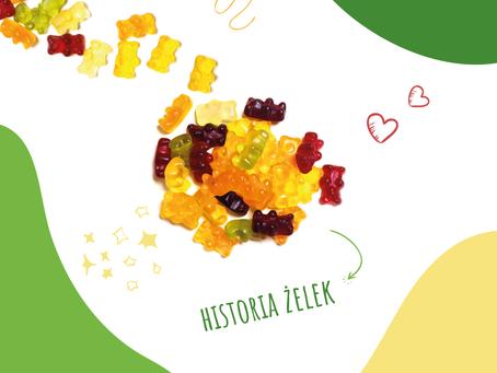 Żelki: krótka historia słodyczy