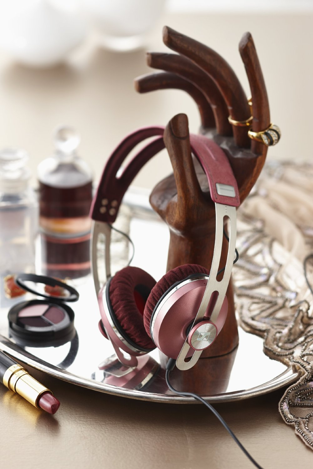Sennheiser Momentum On-Ear Pink 4
