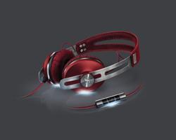 Sennheiser Momentum On-Ear Red 4
