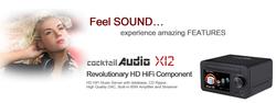 cockTail Audio X12 black